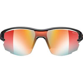 Julbo Aero Zebra Light Red Sunglasses black/red-multilayer red